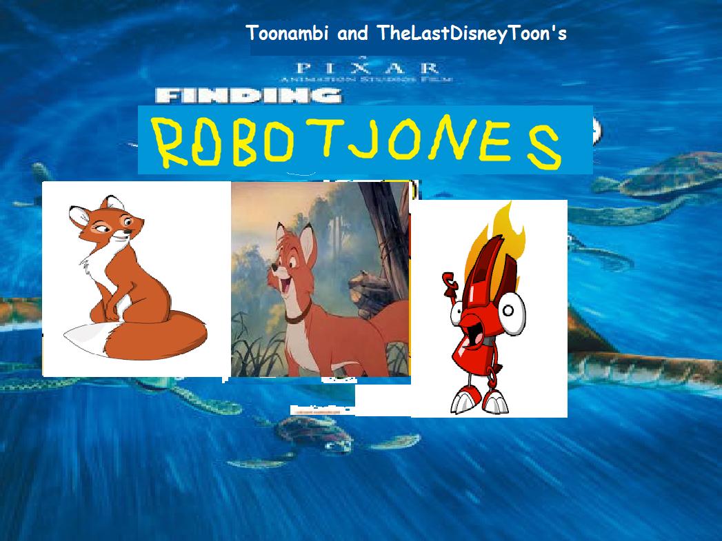 Finding Robot Jones (TheLastDisneyToon and Toonmbia Style) (Third Version)