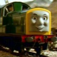 It's Derek (Thomas and Friends)