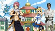 Luke Skywalker's Fairy Tail team (Fairy Tail arc to Phantom arc)