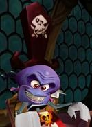 Mr. Dave as Admiral Razorbeard