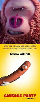 Mr. Link Hates Sausage Party (2016)