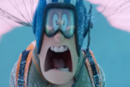 Percy Screaming