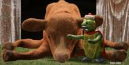 Robot Chicken Cow
