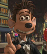 Roddy 2528from Flushed Away2529 as David 2528Emillio Mazur2529