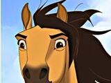 Spirit the Stallion and Friends