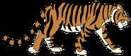 Striped Predator thewildlifeland6