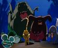 T-Rex, Bear, Snake, Crocodile, Cheetah, Bat and Wolf in TAP
