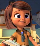 Tabitha in The Boss Baby- Family Business