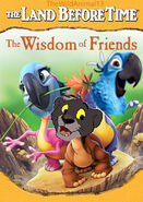 The Land Before Time (TheWildAnimal13 Animal Style) XIII The Wisdom of Friends Poster