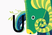 Alphabet Zoo Urial