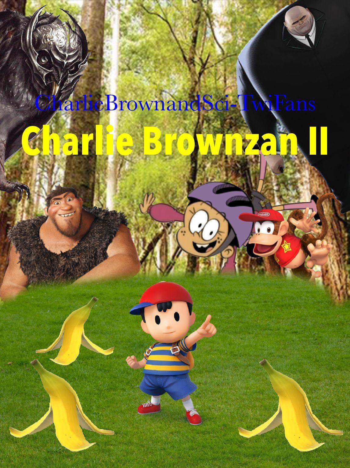 Charlie Brownzan II (2005)