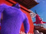 Purple El Macho