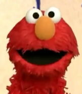 Elmo in School