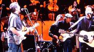 Eric Clapton and Paul McCartney Singing Something