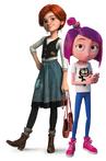 Felicie and Chloe