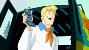 Fred Jr's smartphone