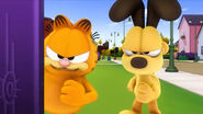 Garfield And Odie Are Furious