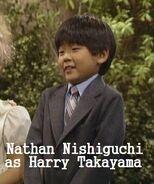 Harry Takayama