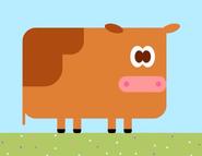 Hey Duggee Cow