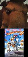 Manny Hates Foodifght! (2012)