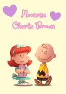 Moonrise Charlie Brown Artwork
