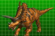 Pentaceratops kyoryu-king