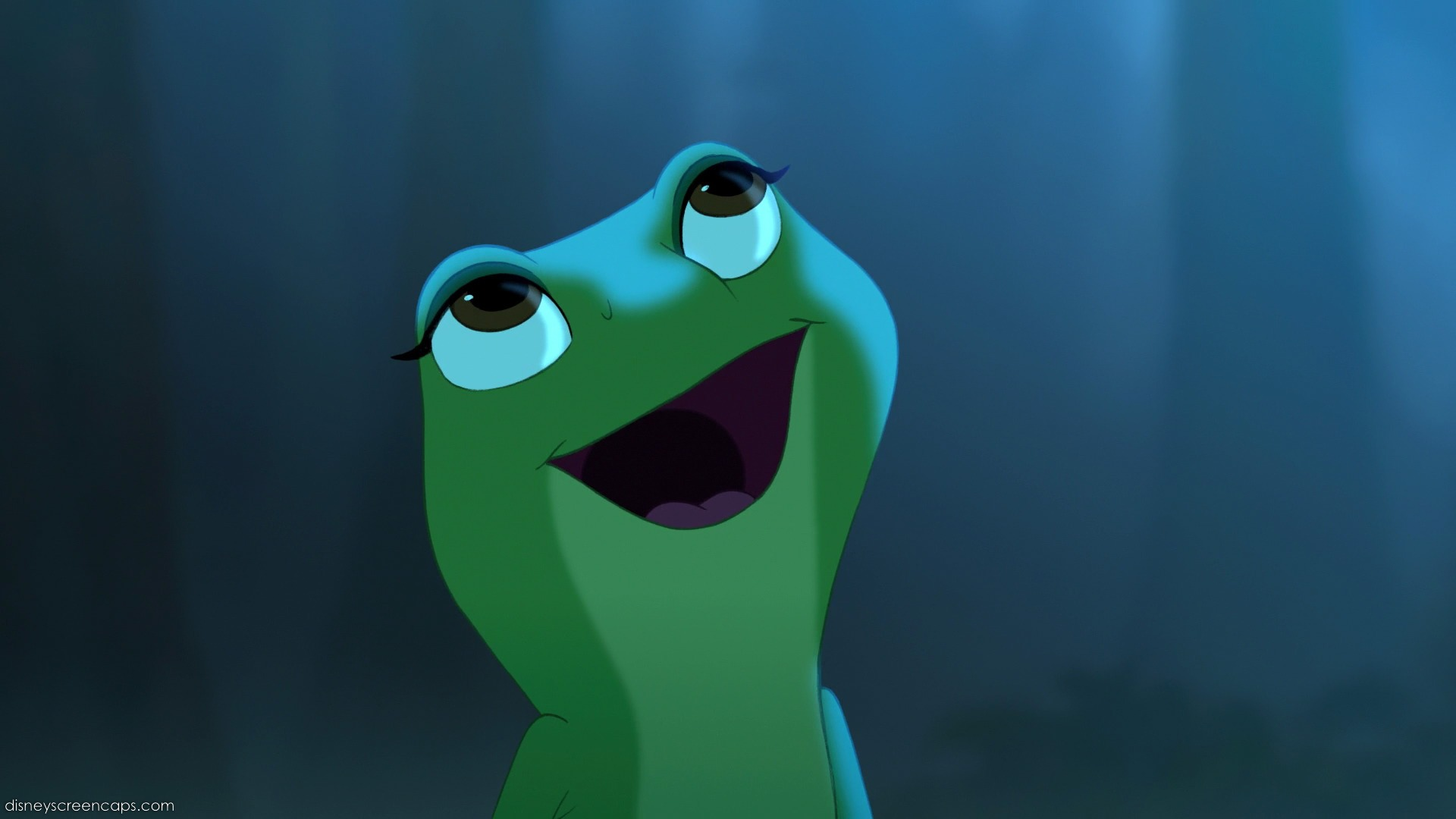 Frog Tiana