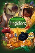 The Jungle Book (1967; Gabriel Adam Pictures Style) Movie Poster