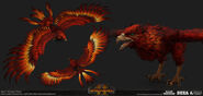 Total War Flamespyre Phoenix Render 1