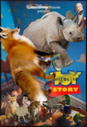 Wildlife Story (1995 Classic)- Poster