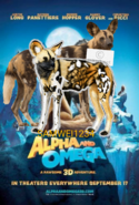Alpha and Omega (Samwei1234's and NatureRules1 Remake)- Poster
