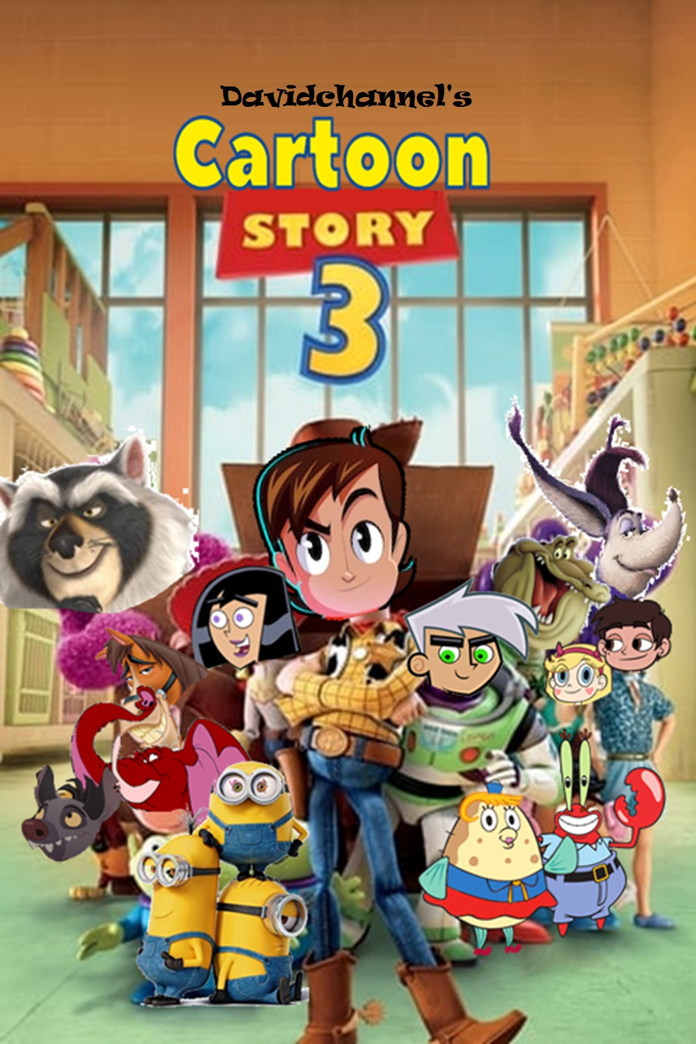 Cartoon Story 3 (2010) (Davidchannel's Version)