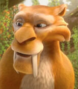 Diego in Ice Age Collision Course