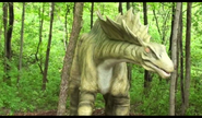 Dinosaurs Alive! Amargasaurus