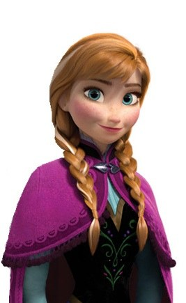 The Girl of Arendelle (The Hunchback of Notre Dame)