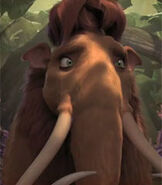 Ellie in Ice Age: Dawn of the Dinosaurs