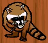 Hugo lek och lar 2 den magiska resan raccoon