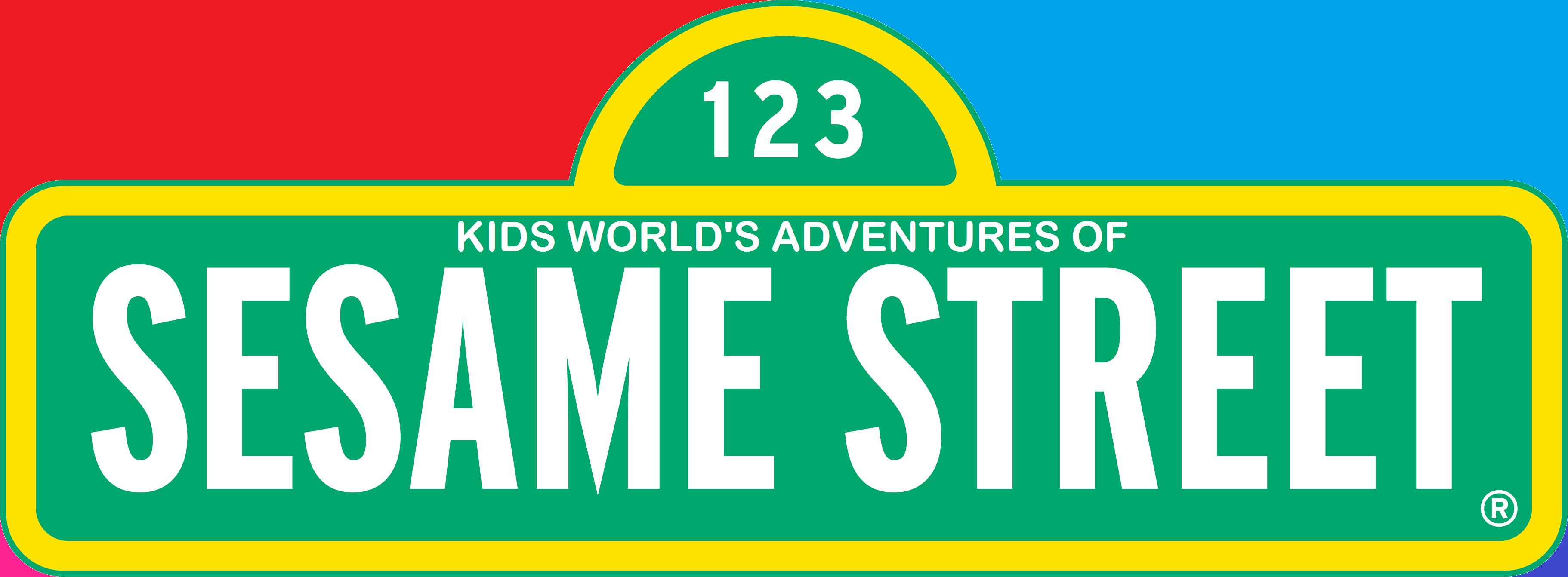 Blake Foster's Adventures of Sesame Street