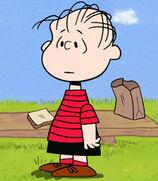 Linus Van Pelt in the Peanuts Shorts