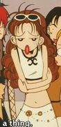Mariko Nakasu's Belly Button 16