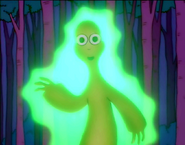 Mr Burns alien