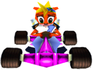 Mr CTR Coco In-Kart (Front)