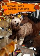 North America Series (Samwei1234 Version)- Poster