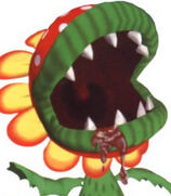 Petey Piranha in Super Mario Sunshine