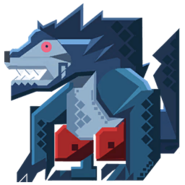 Pixark Werewolf