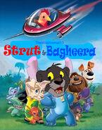 Strut and Bagheera Poster