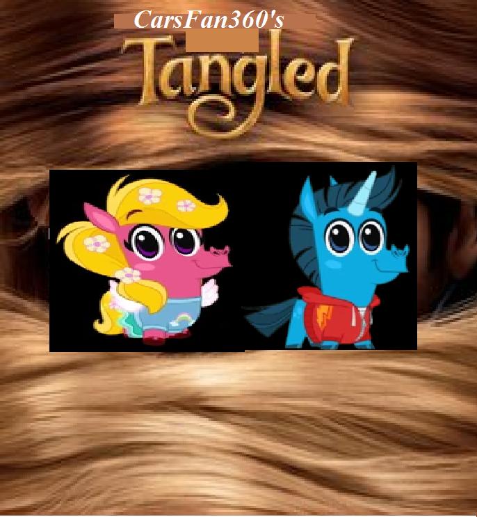 Tangled (CarsFan360's Style)
