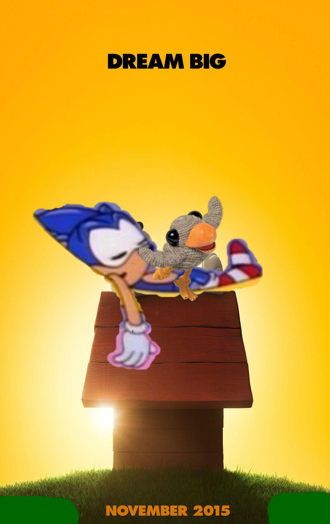 The Peanuts Movie (Amzy Yzma)