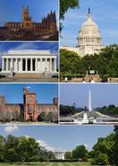 Washington D.C. Montage