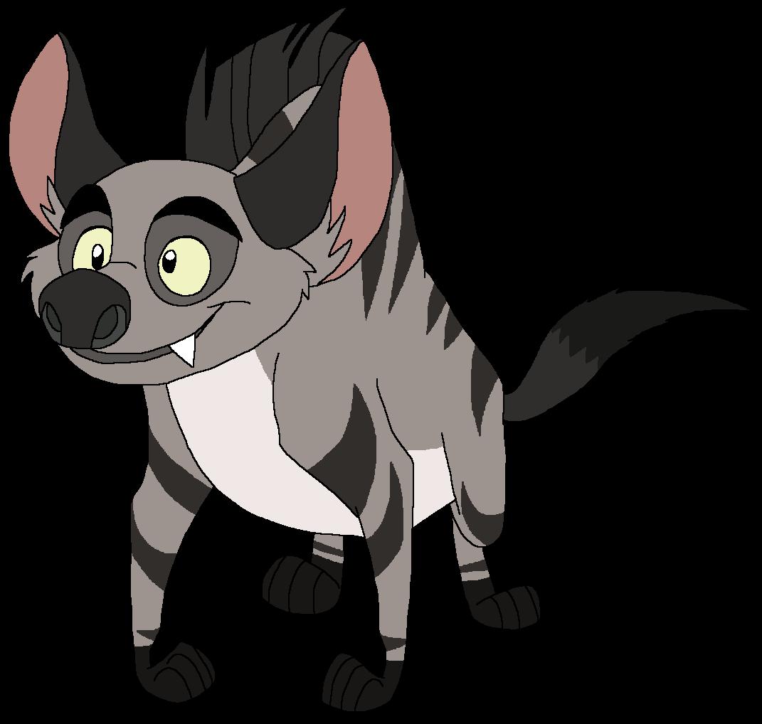 Wilson the Striped Hyena